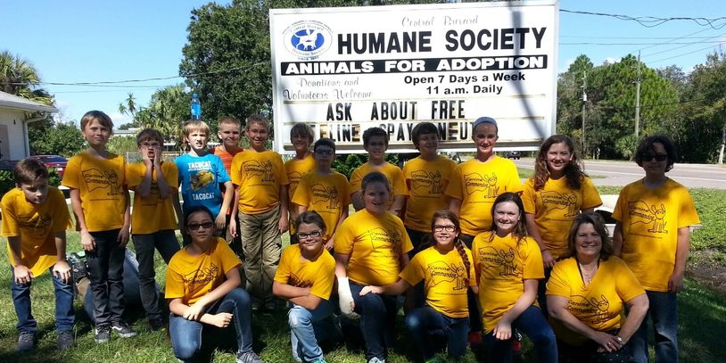 Canine Commandos making a difference at Brevard Humane Society