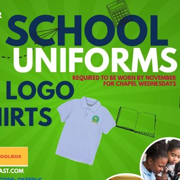 Rock Church Academy Uniforms