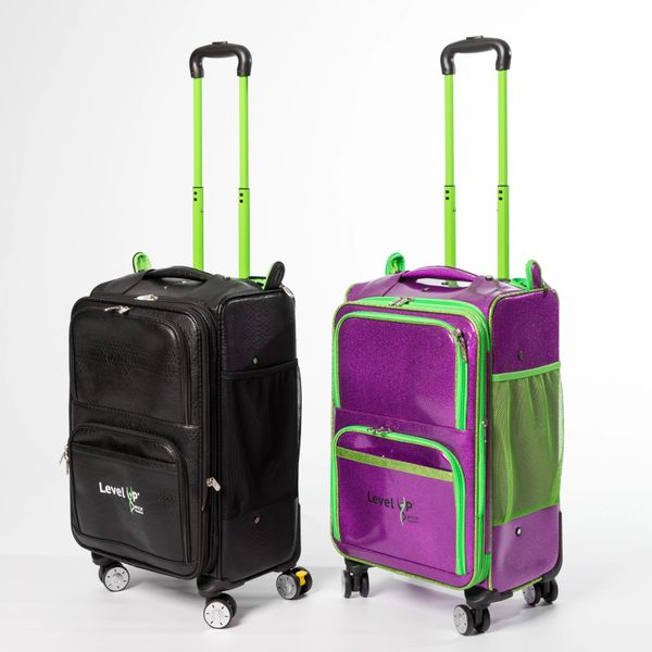 The Quattro Rolling Carry On Competition Dance Bag With Rack Rack Monsters 1 Retailer Of