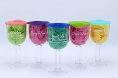 Portable Wine Cups