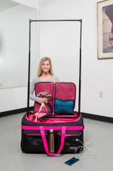 Pliante' V2 Collapsible Dance bag-Curtain Included!
