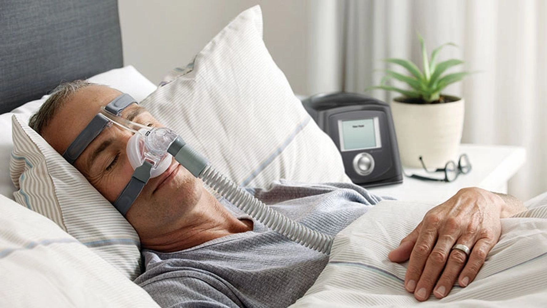 sleep therapy, cpap