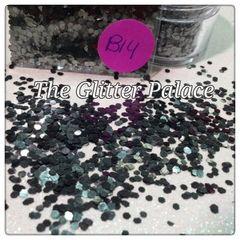 B14 Gray (.062) Solvent Resistant Glitter