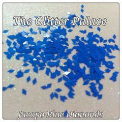 IN1A Jacopo Blue (Diamonds) Glitter Insert (1.5 gr baggie)