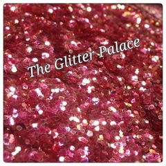 R13 Lotus Red (.040) Solvent Resistant Glitter