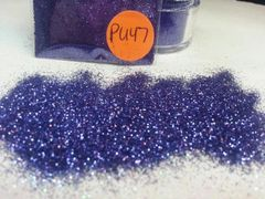PU47 Purple Lily (.008) Solvent Resistant Glitter