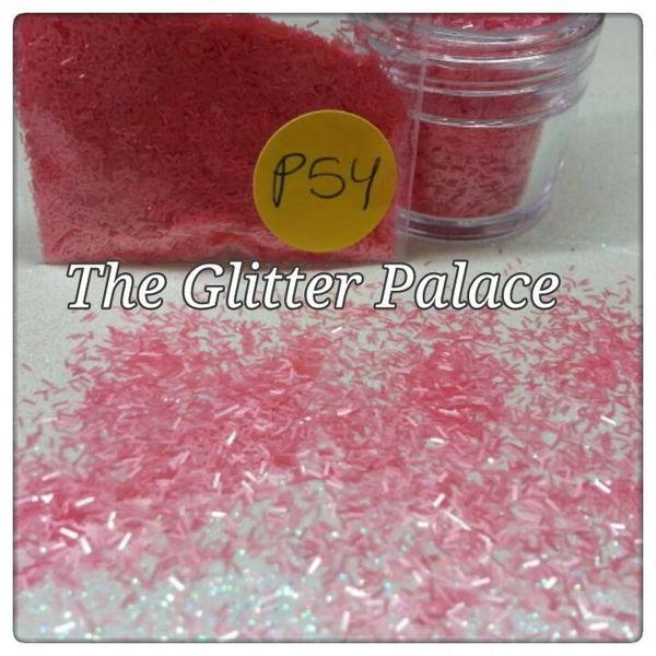 P54 Sophia Pink (Fibers) Solvent Resistant Glitter