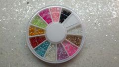 Pearl Wheel #1 (12 colors)