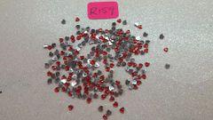 Rhinestone #R159 (red heart rhinestone)(1 Pack)