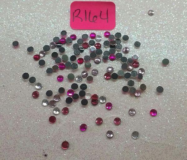 Rhinestone #R164 (2.5 mm rhinestone mix)
