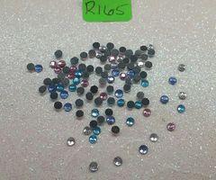 Rhinestone #R165 (2.5 mm rhinestone mix)