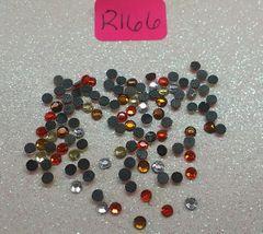 Rhinestone #R166 (2.5 mm rhinestone mix)