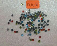 Rhinestone #R168 (2.5 mm rhinestone mix)