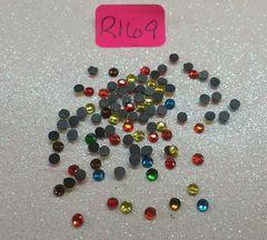 Rhinestone #R169 (2.5 mm rhinestone mix)