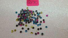 Rhinestone #R170 (2.5 mm rhinestone mix)