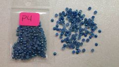 Pearl #P4 (3 mm navy blue pearls)(1 pack)