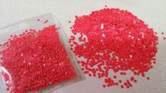 IN21 Melon Dots, Glitter Insert (1.5 gr baggie)