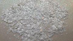 IN35 White 1/8th Star Glitter Insert (1.5 gr baggie)