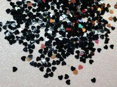 IN57 Holo Black Heart Insert (1.5 gr baggie)