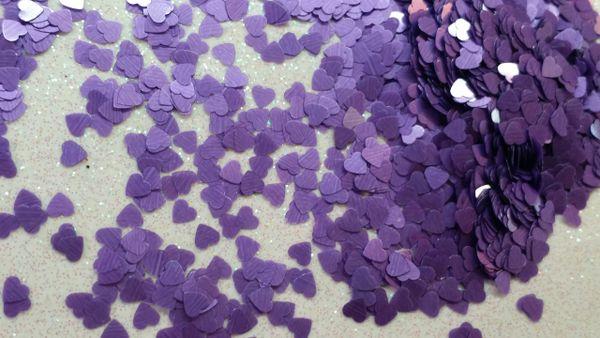 IN82 Lavender Heart Insert (1.5 gr baggie)
