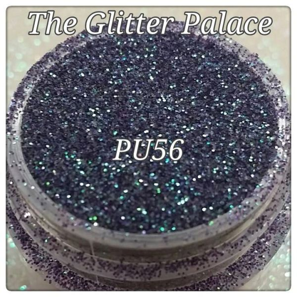 PU56 Bego Nio Violet (.008) Solvent Resistant Glitter