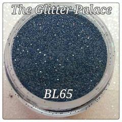 BL65 Dark Navy (.008) Solvent Resistant Glitter