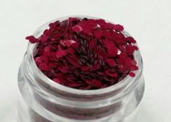 R20 Mallow Maroon (.062) Solvent Resistant Glitter