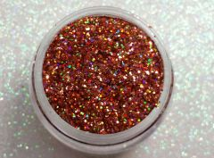 BR23 Holo Rose (.015) Solvent Resistant Glitter
