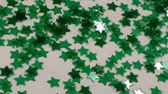 IN182 Glass Green Star Insert (1.5 gr baggie)