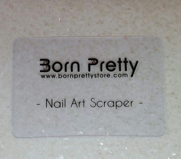 Born Pretty Scraper for stamping