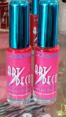 Art Deco Nail Striper Paint - Bright Pink