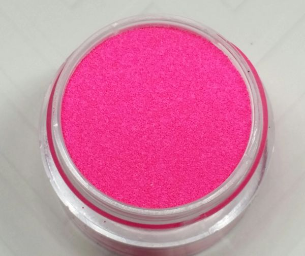 P63 Nova Light Pink (.008) Solvent Resistant Glitter