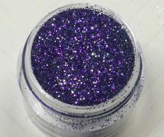 PU61 IR Violet (.008) Solvent Resistant Glitter
