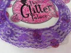Lace - #L24 Purple Lace