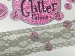 Lace - #L33 Gray Lace