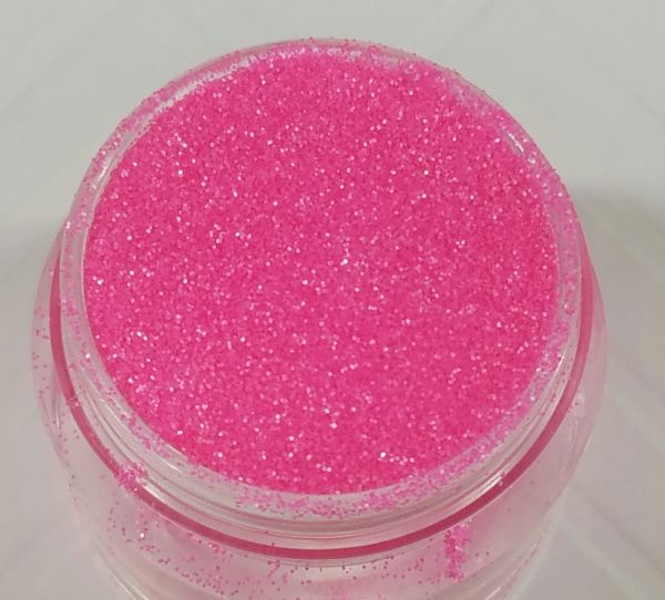 P69 Neon Pink (.008) Solvent Resistant Glitter