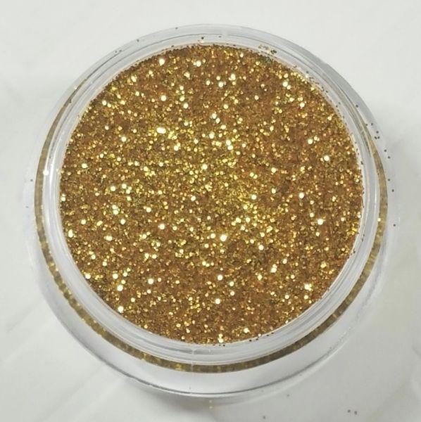 GO18 Shanghai Gold (.008) Solvent Resistant Glitter