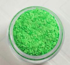 G32 Neon Green (.062) Solvent Resistant Glitter