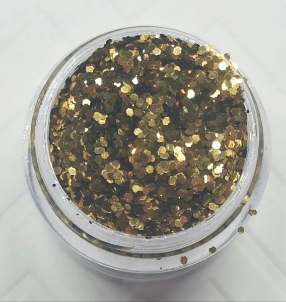 BR13 Brown Iron (.040) Solvent Resistant Glitter