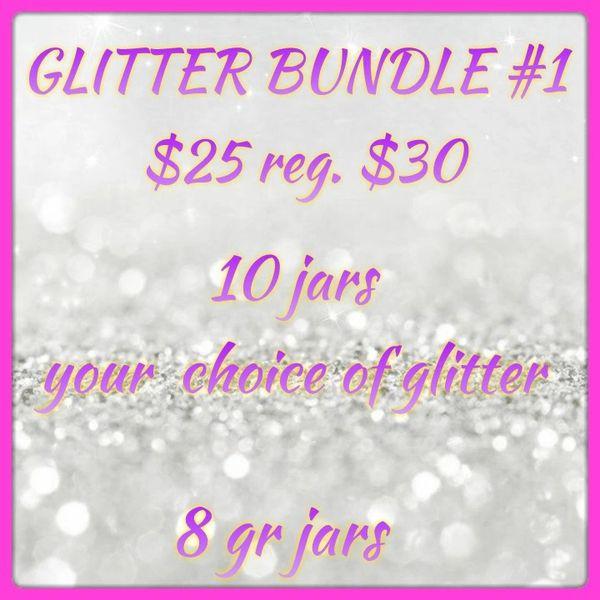 Glitter Bundle #1