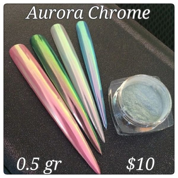 Aurora Chrome Powder (0.5 gr)