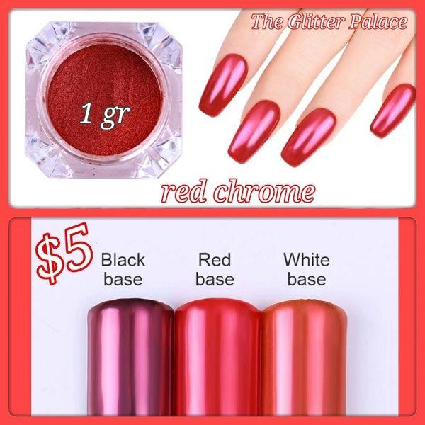 Red Chrome Powder (1 gr)