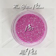 P27 IR Pink #814 (.008) Solvent Resistant Glitter