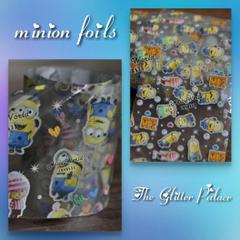 Foils - Minions Foils (set of 2 rolls)
