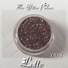 BR35 Latte (.008) Solvent Resistant Glitter