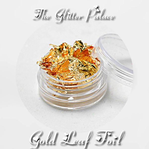 Gold Leaf Foil