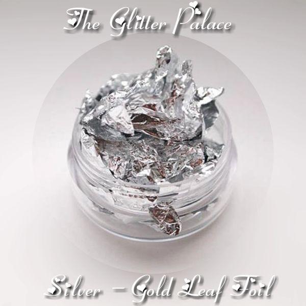 Silver - Gold Leaf Foil