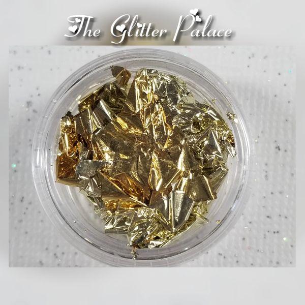 Multi Colored Gold - Gold Leaf Foil