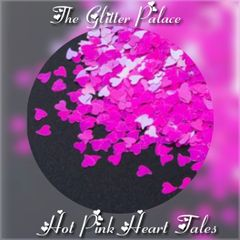 Hot Pink Heart Tales