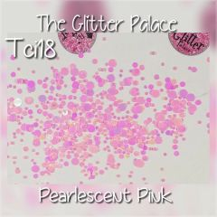 Pearlescent Pink Dot Mix (Tci118)